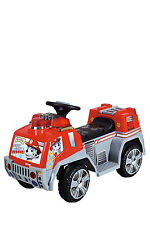 NEW Paw Patrol Marshal Fire Truck Ride On