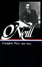 Eugene O'Neill : Complete Plays 1932-1943 (Library of America)-ExLibrary