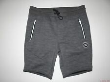 New Hurley Mens Phantom Fleece Casual Cotton Blend Walk Shorts Medium