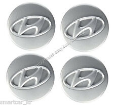 1999 2000 2001 Hyundai Tiburon / Coupe OEM Wheel Cap - 4P/Set