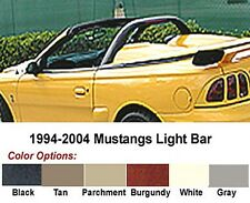 MUSTANG Convertible Light Bar, w 3rd L.E.D. Brake Light,1994 - 04