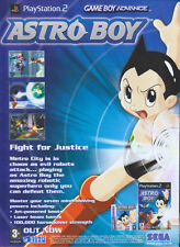 "Astroboy ""Out Now"" 2005 Magazine Advert #4761"