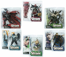 "SPAWN - 7"" Series 29 'Evolutions' Action Figure Set (6) by McFarlane Toys #NEW"