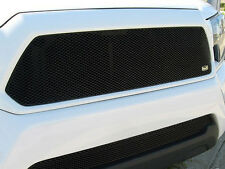 GrillCraft 2012-15 Toyota Tacoma Black MX-Series Upper Mesh Grille Grill Insert