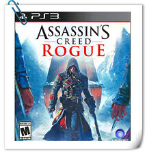 PS3 ASSASSIN'S CREED: ROGUE SONY PlayStation Action Games Ubisoft