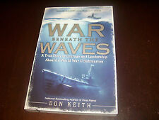 WAR BENEATH THE WAVES USS Billfish Pacific US Navy Subs Submarines Naval SC Book