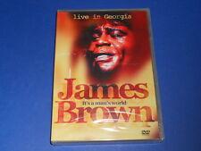 James Brown live in Georgia -  DVD SIGILLATO