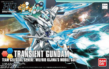 BANDAI HGBF 1/144 Transient Gundam (Gundam Build Fighters Tri)