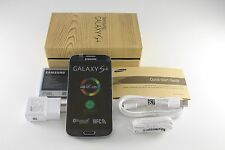 New Samsung i337 Galaxy S4 Black Mist 16GB WiFi GPS 13MP AT&T Unlocked GSM