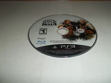 EA SPORTS MMA PS3 Game **Game Only**