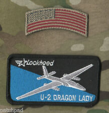 USAF CIA U-2 DRAGON LADY IN GOD WE TRUST MONITOR ALL OTHERS WE MONITOR PATCH SET