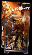 McFarlane Toys Freddy Krueger Movie Maniacs Series 4  Action Figure New 2001