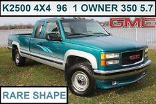 1996 GMC Sierra 2500 2500