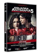 COFANETTO DVD - SQUADRA ANTIMAFIA PALERMO OGGI SERIE STAGIONE 5 SERIE TV (5 DVD)