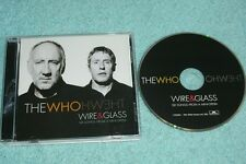 The Who Maxi-CD Wire & Glass - Six Songs From A Mini-Opera - EU 6-track CD EP