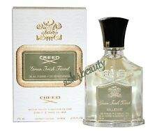 Creed Green Irish Tweed 2.5oz/75ml Eau De Perfum Spray For Men New In Box