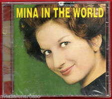 "MINA ""Mina in the world"" - NUOVO - FUORI CATALOGO"