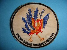 VIETNAM WAR WH PATCH US PHOENIX CIA POLITICAL INTELLIGENCE PROGRAM
