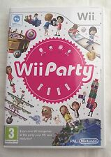 WII PARTY GAME ONLY WII PAL