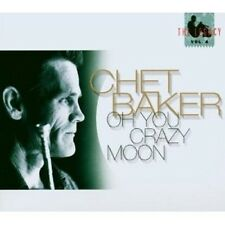 CHET BAKER - LEGACY VOL.4-OH YOU CRAZY MOON  CD NEU