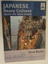 ShipCraft : Japanese Heavy Cruisers Myoko and Takao Classes by Seaforth