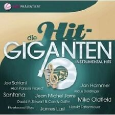 DIE HIT GIGANTEN INSTRUMENTAL HITS 2 CD 41 TRACKS NEW+