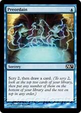 PREORDAIN M11 Magic 2011 MTG Blue Sorcery Com