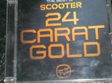 SCOOTER - 24 CARAT GOLD (2002) Nessaja, Aiii shot the DJ, Call me mañana, Fire..