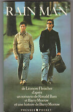 Rain Man - Léonore Fleischer. Dustin Hoffmann - Tom Cruise.Presses Pocket
