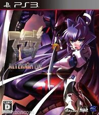 Used PS3 Muv-luv Alternative SONY PLAYSTATION 3 JAPAN JAPANESE IMPORT