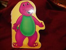 Barney: Barney Is Sooo Big! by Dena Wallenstein Neusner (2003, Board Book)