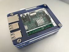 Raspberry PI 3 Model B, With C4Labs Case - Assembled