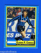TOP MICRO CARDS - Vallardi 1989 - Figurina-Sticker - CANIGGIA - ATALANTA