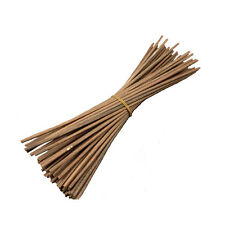 Premium Brown Rattan Reed Fragrance Oil Diffuser Replacement Refill Sticks Reeds