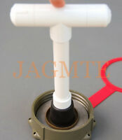 Cap Assembly TOOL for your Scepter MFC Military Fuel Gas Can
