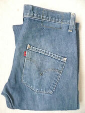 LEVI'S TYPE 3 TWISTED ENGINEERED JEANS W30 L32 STRAUSS BLUE LEVG085