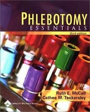 Phlebotomy Essentials by Ruth E Mccall