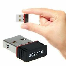 Black Wireless 150Mbps USB Adapter WiFi 802 11n 150M Network Lan Card adapter