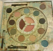 DuWop Disney Pirates of the Caribbean Isla Sirena Rotating eyeshadow palette