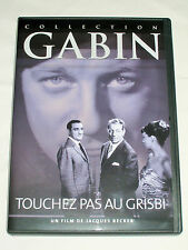 Collection Jean Gabin - Touchez Pas au Grisbi -  DVD en Tbé **