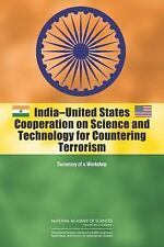 India-United States Cooperation on Science and Technology for Countering Terrori