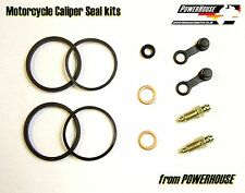 Suzuki RGV250 RGV 250 J K L VJ21 1989 1990 Tokico rear brake caliper seal kit