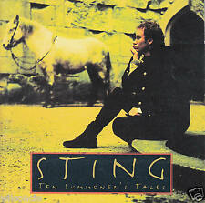 Ten Summoner's Tales by Sting (CD, Mar-1993, A&M (USA))