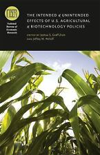 The Intended and Unintended Effects of U.S. Agricultural and Biotechnology Polic