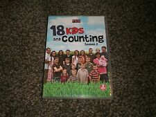 18 Kids and Counting: Season 2 - Discs near mint! Free Shipping!