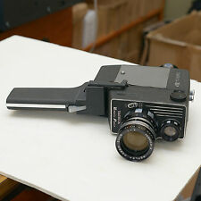 YASHICA UMATIC POWER UP 8mm Movie Camera, Excellent Condition, New Seals, 826