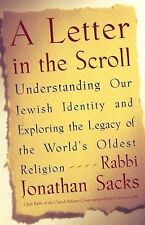 A Letter in the Scroll : Understanding Our Jewish Identity and Exploring the...
