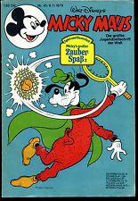 Micky Maus --1979--Nr. 45--Mit Beilage--und Schnipp--