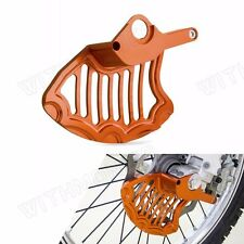 Front Brake Disc Guard Protector Fit KTM EXC/MXC/SX/XC/XC-W 125-530cc 2004-2014