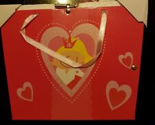 ELLA BALLERINA AND FRIENDS FROM AVON ~ HANDBAG SHAPED SECRET DIARY~PADLOCK & KEY